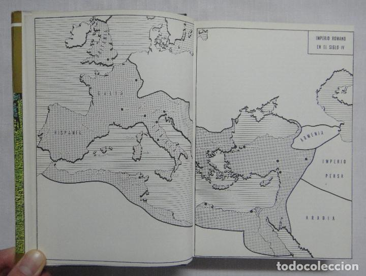 Libros de segunda mano: HISTORIA DEL MUNDO EN LA EDAD MEDIA. OBRA COMPLETA EN 3 TOMOS. - Foto 4 - 159972594