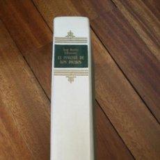 Libros de segunda mano: EL PORQUE DE LOS DICHOS, IRIBARREN, AGUILAR 1962. Lote 160015610