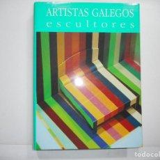 Libros de segunda mano: ANTÓN PULIDO(DIRECTOR) ARTISTAS GALEGOS ESCULTURA. NEOFIGURACIÓNS-ABSTRACCIÓNS Y93568 . Lote 160075090
