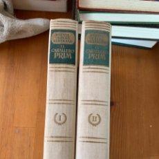 Libros de segunda mano: EL CABALLERO PRIM. RAFAEL OLIVAR BERTRAND. 2 VOL. ED. 1952. Lote 160081484
