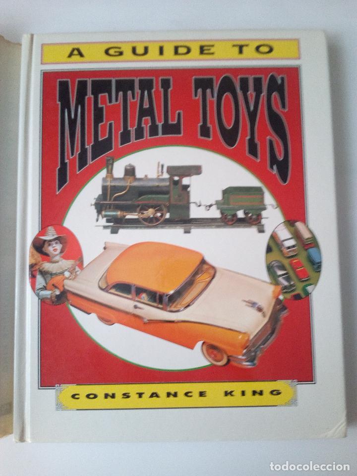 Libros de segunda mano: -A GUIDE TO METAL TOYS-CONSTANCE KING-INGLES 130 PAG - Foto 4 - 160133142