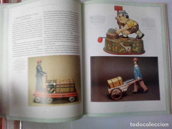 Libros de segunda mano: -A GUIDE TO METAL TOYS-CONSTANCE KING-INGLES 130 PAG - Foto 9 - 160133142