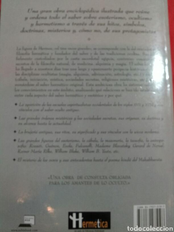 Libros de segunda mano: ENCICLOPEDIA DEL ESOTERISMO. - Foto 2 - 160209041