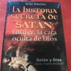 Libros de segunda mano: LA HISTORIA SECRETA DE SATAN.. Lote 160215833