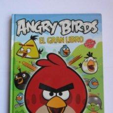 Libros de segunda mano: ANGRY BIRDS EL GRAN LIBRO. SANTILLANA EDICIONES. 2012. DEBIBL. Lote 160279846