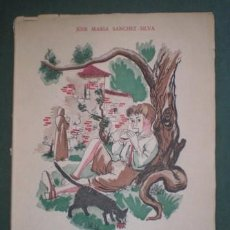 Libros de segunda mano: JOSÉ Mª SANCHEZ-SILVA : MARCELINO PAN Y VINO (CUENTOS DE PADRES A HIJOS) ILUSTR. LORENZO GOÑI. 1952. Lote 160343034
