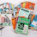 Libros de segunda mano: LOTE DE 93 CUADERNOS DE EFICIENCIA, PUBLICADOS POR EDICIONES ARS AÑOS '50. Lote 29925489