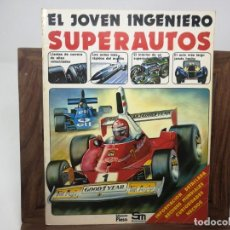 Gebrauchte Bücher - SUPERAUTOS. EL JOVEN INGENIERO. Ediciones Plesa - 160382214