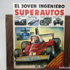 Second hand books - SUPERAUTOS. EL JOVEN INGENIERO. Ediciones Plesa - 160382214