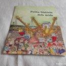 Libros de segunda mano: PETITA HISTÒRIA DELS ÀRIDS PILARIN BAYES. Lote 160394838