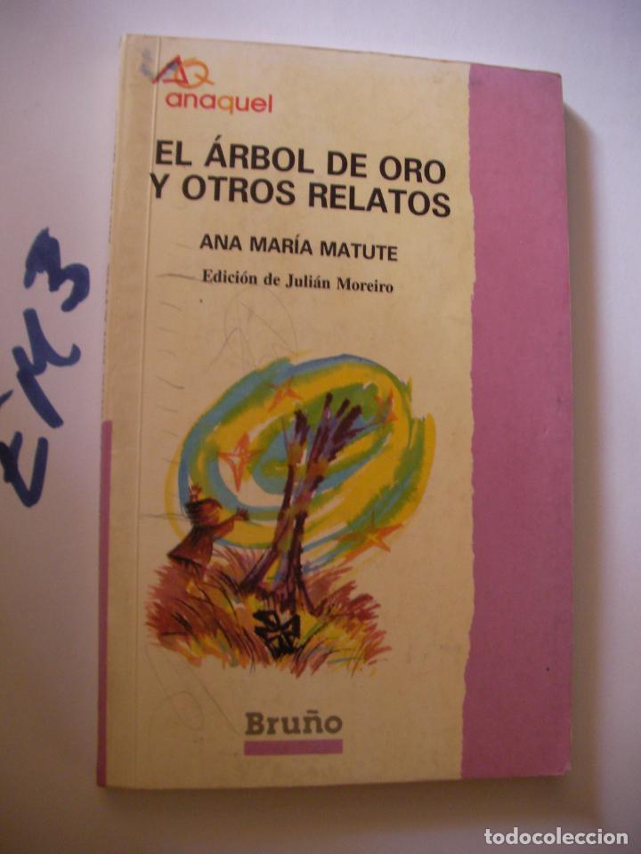 EL ARBOL DE ORO Y OTROSS RELATOS (EM3) (Libros de Segunda Mano - Literatura Infantil y Juvenil - Otros)