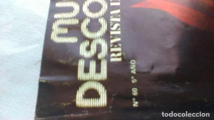 Libros de segunda mano: MUNDO DESCONOCIDO/ 60/ EXPIRITISMO - BASAJUM - ESPIONAJE CIUDAD DIOS/ / E205 - Foto 2 - 160433794