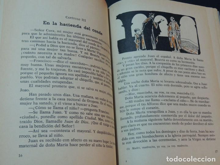 Libros de segunda mano: SAN JUAN DE DIOS - ISABEL FLORES DE LEMUS - COLECCIÓN VIDAS SANTAS Nº 14 - ED. VILAMALA - AÑO 1962. - Foto 2 - 160444242