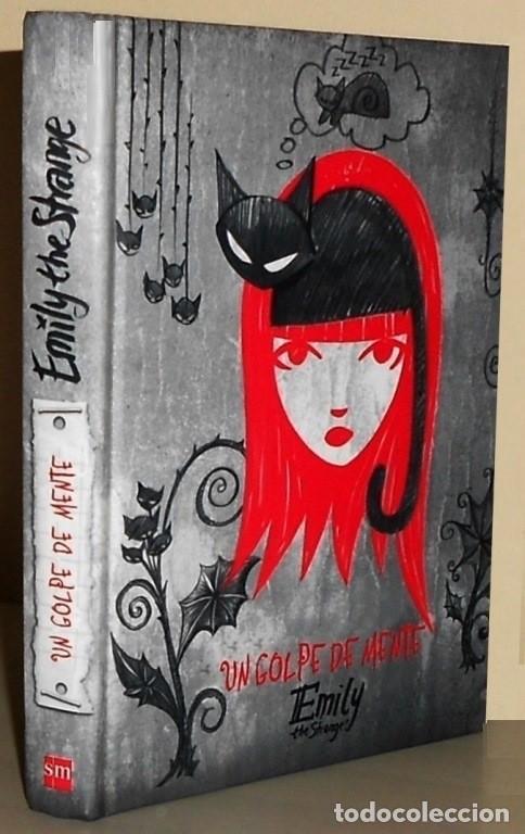 Libros de segunda mano: EMILY. THE STRANGE. UN GOLPE DE MENTE. ROB REGESR Y JESSICA GRUNER / ILUSTRACIONES BUZZ PARKER. - Foto 2 - 160448286