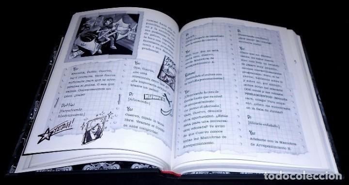 Libros de segunda mano: EMILY. THE STRANGE. UN GOLPE DE MENTE. ROB REGESR Y JESSICA GRUNER / ILUSTRACIONES BUZZ PARKER. - Foto 4 - 160448286