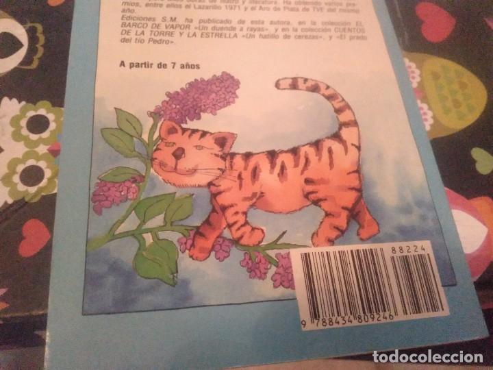 Libros de segunda mano: ABUELITA OPALINA MARIA PUNCEL EL BARCO DE VAPOR AÑO 2001 MUY BUEN ESTADO - Foto 7 - 160465150