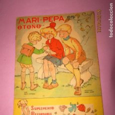 Libros de segunda mano - Antiguo Cuento MARI-PEPA en OTOÑO de Emilia Cotarelo con Ilustraciones de Maria Claret - 160484338