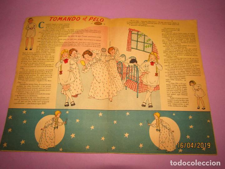 Libros de segunda mano: Antiguo Cuento con MARI-PEPA y las Gemelas de Emilia Cotarelo con Ilustraciones de Maria Claret - Foto 3 - 160484902