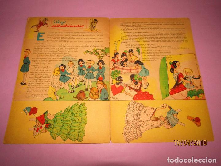 Libros de segunda mano: Antiguo Cuento con MARI-PEPA en Sevilla de Emilia Cotarelo con Ilustraciones de Maria Claret - Foto 3 - 160485030