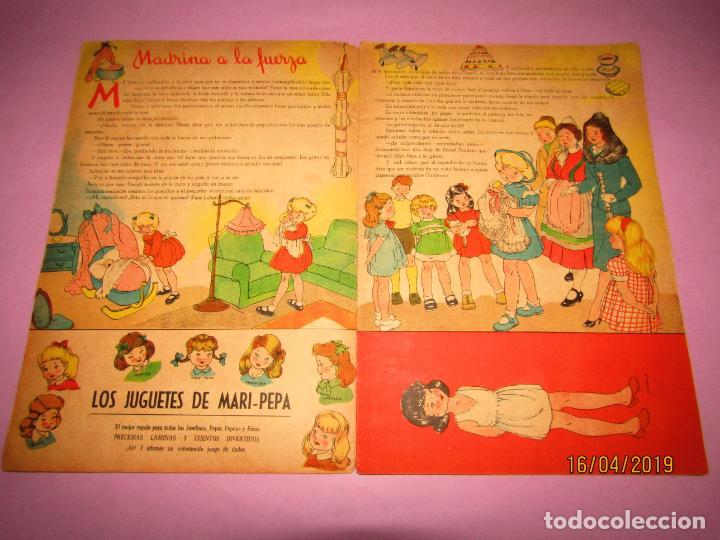 Libros de segunda mano: Antiguo Cuento con MARI-PEPA en Sevilla de Emilia Cotarelo con Ilustraciones de Maria Claret - Foto 5 - 160485030