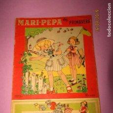 Libros de segunda mano: ANTIGUO CUENTO CON MARI-PEPA EN PRIMAVERA DE EMILIA COTARELO CON ILUSTRACIONES DE MARIA CLARET. Lote 160485146