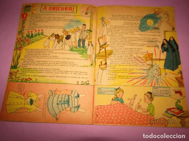 Libros de segunda mano: Antiguo Cuento con MARI-PEPA en Primavera de Emilia Cotarelo con Ilustraciones de Maria Claret - Foto 5 - 160485146