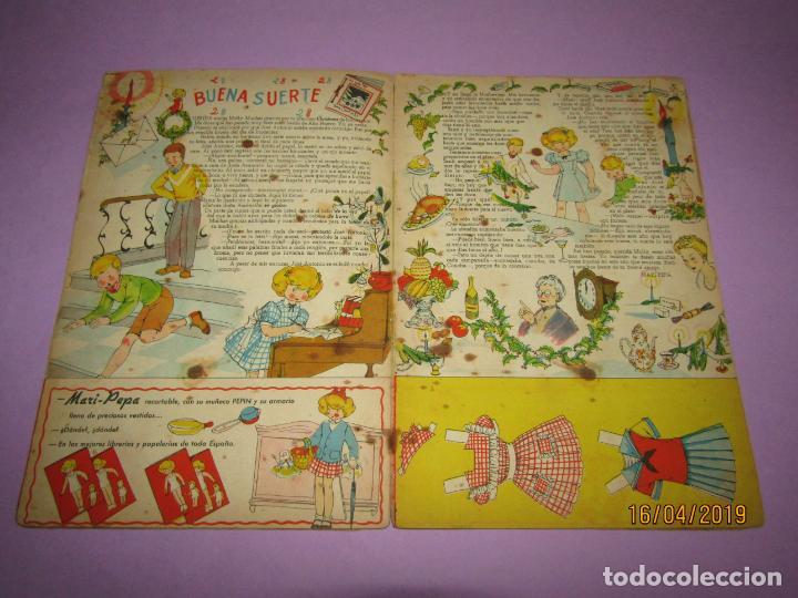 Libros de segunda mano: Antiguo Cuento con ESE DIABLILLO de MARI-PEPA de Emilia Cotarelo con Ilustraciones de Maria Claret - Foto 3 - 160486046