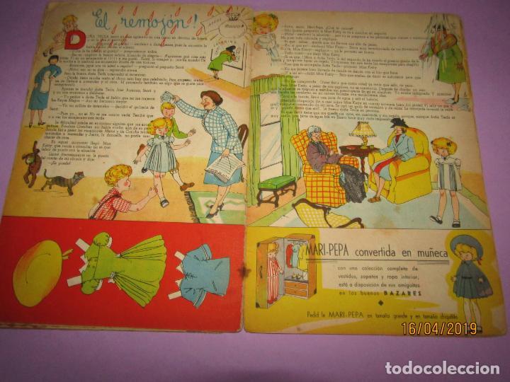 Libros de segunda mano: Antiguo Cuento con ESE DIABLILLO de MARI-PEPA de Emilia Cotarelo con Ilustraciones de Maria Claret - Foto 4 - 160486046