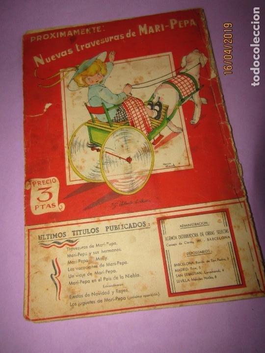 Libros de segunda mano: Antiguo Cuento con ESE DIABLILLO de MARI-PEPA de Emilia Cotarelo con Ilustraciones de Maria Claret - Foto 5 - 160486046