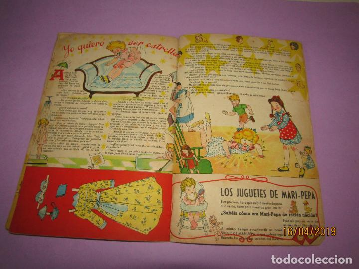 Libros de segunda mano: Antiguo Cuento con ESE DIABLILLO de MARI-PEPA de Emilia Cotarelo con Ilustraciones de Maria Claret - Foto 6 - 160486046