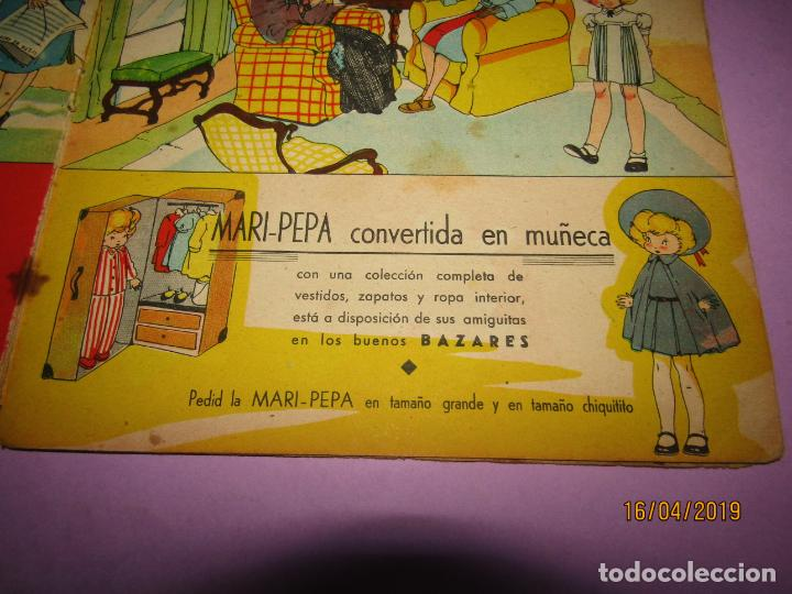 Libros de segunda mano: Antiguo Cuento con ESE DIABLILLO de MARI-PEPA de Emilia Cotarelo con Ilustraciones de Maria Claret - Foto 8 - 160486046