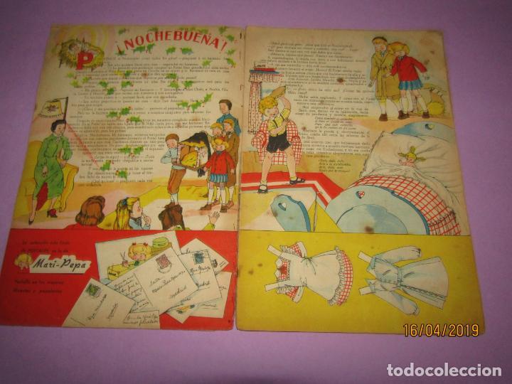 Libros de segunda mano: Antiguo Cuento con ESE DIABLILLO de MARI-PEPA de Emilia Cotarelo con Ilustraciones de Maria Claret - Foto 9 - 160486046