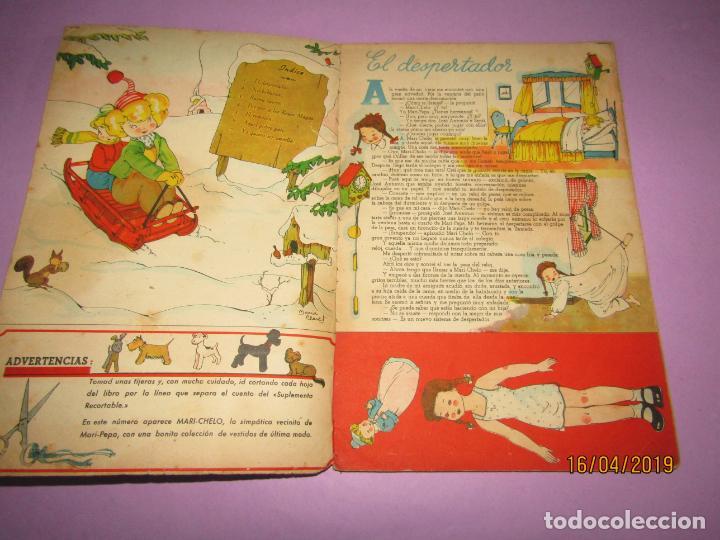 Libros de segunda mano: Antiguo Cuento de MARI-PEPA de Emilia Cotarelo con Ilustraciones de Maria Claret - Foto 2 - 160486402