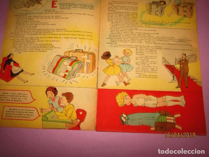 Libros de segunda mano: Antiguo Cuento de MARI-PEPA de Emilia Cotarelo con Ilustraciones de Maria Claret - Foto 8 - 160486402