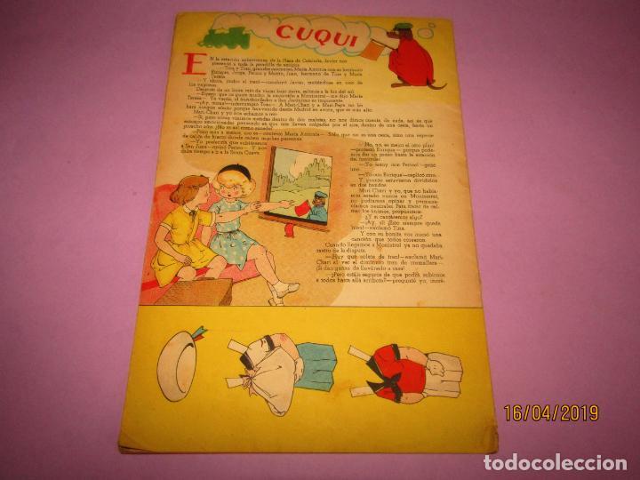 Libros de segunda mano: Antiguo Cuento de MARI-PEPA de Emilia Cotarelo con Ilustraciones de Maria Claret - Foto 9 - 160486402