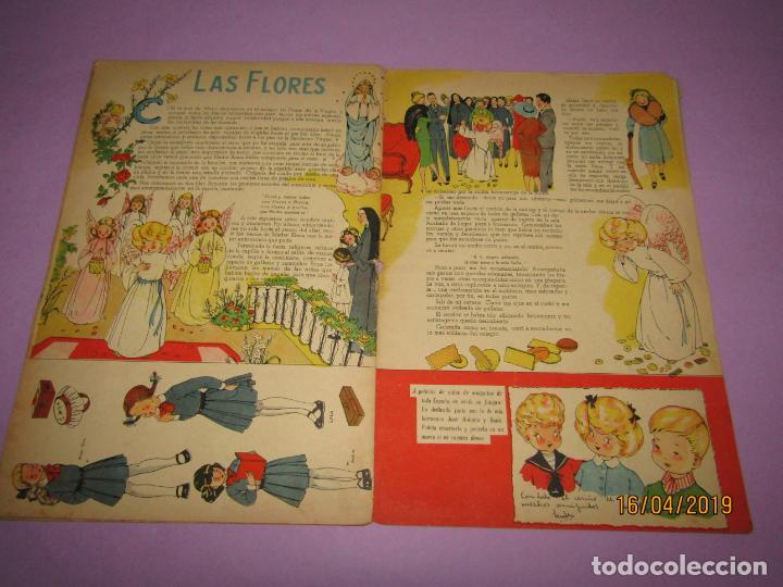ANTIGUO CUENTO DE MARI-PEPA DE EMILIA COTARELO CON ILUSTRACIONES DE MARIA CLARET (Libros de Segunda Mano - Literatura Infantil y Juvenil - Otros)