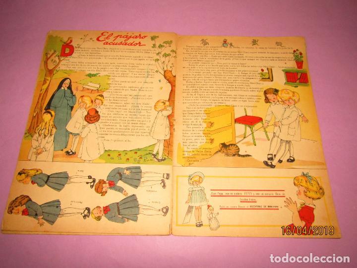 Libros de segunda mano: Antiguo Cuento de MARI-PEPA de Emilia Cotarelo con Ilustraciones de Maria Claret - Foto 2 - 160486690