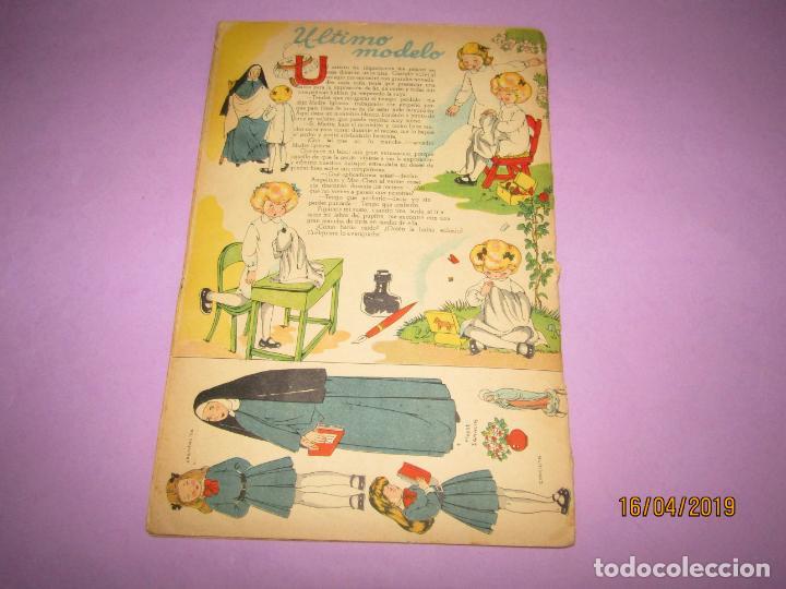 Libros de segunda mano: Antiguo Cuento de MARI-PEPA de Emilia Cotarelo con Ilustraciones de Maria Claret - Foto 3 - 160486690