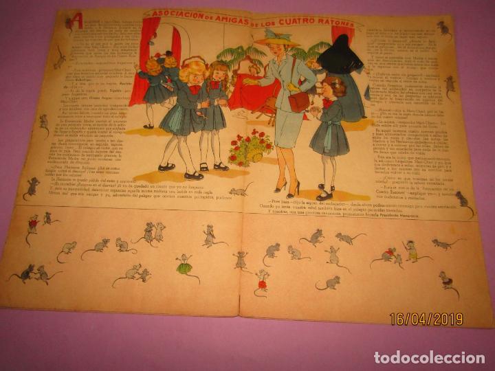 Libros de segunda mano: Antiguo Cuento de MARI-PEPA de Emilia Cotarelo con Ilustraciones de Maria Claret - Foto 4 - 160486690