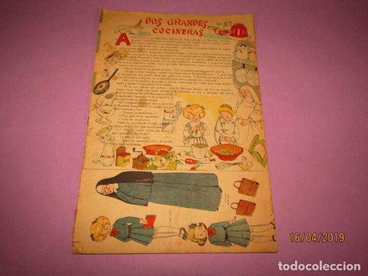 Libros de segunda mano: Antiguo Cuento de MARI-PEPA de Emilia Cotarelo con Ilustraciones de Maria Claret - Foto 7 - 160486690