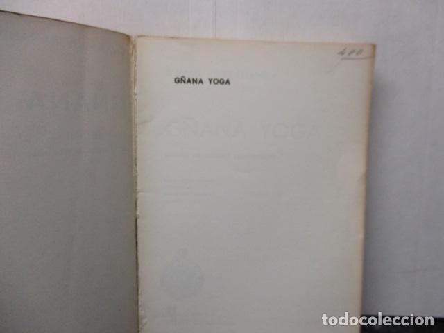Libros de segunda mano: GÑANA YOGA. SENDERO DEL SUPREMO CONCIMIENTO. Swami Vivekananda - Foto 6 - 160486858