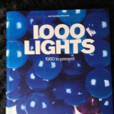 Libros de segunda mano: 1000 LIGHTS - VOL. 2 1960 TO PRESENT - TASCHEN - LAMPARAS - ESPAÑOL - ITALIANO - PORTUGUES. Lote 160563482