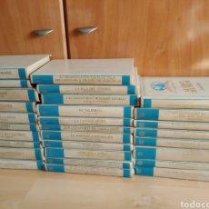 Libros de segunda mano: BIBLIOTECA MUNDIAL DE GRANDES AVENTURAS. Lote 160606300