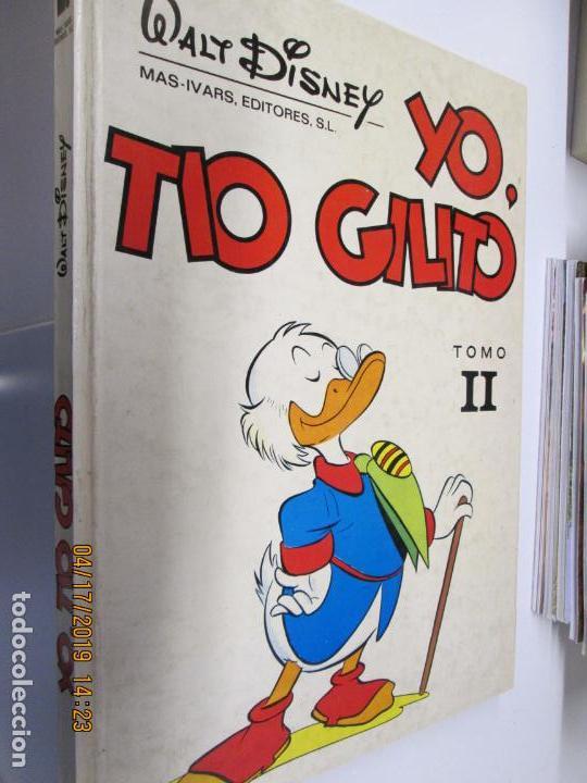 YO, TIO GILITO TOMO II - WALT DISNEY 1974. PARA COLECCIONISTA. (Libros de Segunda Mano - Literatura Infantil y Juvenil - Otros)