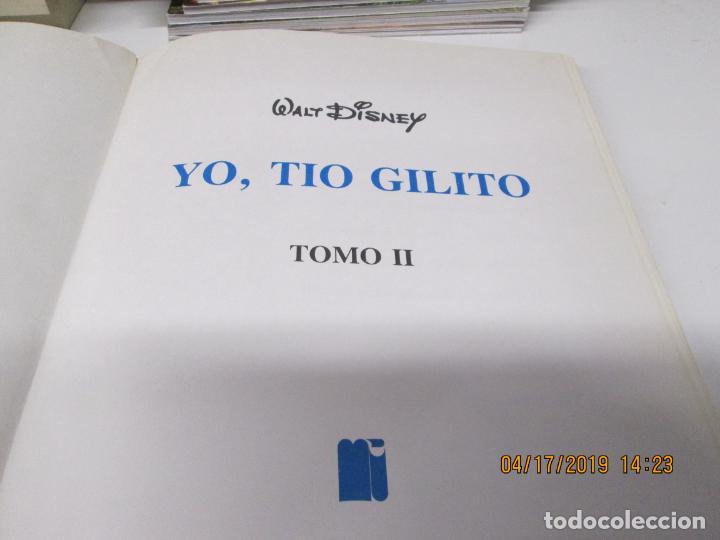 Libros de segunda mano: YO, TIO GILITO TOMO II - WALT DISNEY 1974. PARA COLECCIONISTA. - Foto 2 - 160609062