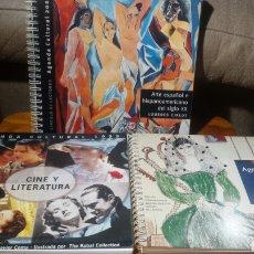 Libros de segunda mano: AGENDA CULTURAL CÍRCULO DE LECTORES. Lote 160623046