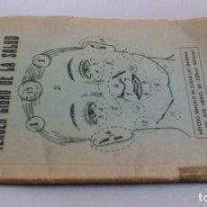 Livros em segunda mão: TERCER LIBRO DE LA SALUD - JORGE LAVID - METODO CURAR ENFERMEDADES ZONAS REFLEJAS - .1940. Lote 160638498