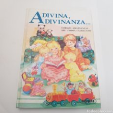 Libros de segunda mano: ADIVINA ADIVINANZA - SUSAETA - ARM07. Lote 160640204