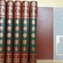 Libros de segunda mano: HISTORIA DE ESPAÑA (MARQUÉS DE LOZOYA, 6 TOMOS) Y CASTILLOS DE ESPAÑA, COMPLETA - SALVAT - MUY BUENA. Lote 160642874