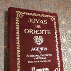 Libros de segunda mano: H.P. BLAVATSKY. JOYAS DE ORIENTE.. Lote 160651872
